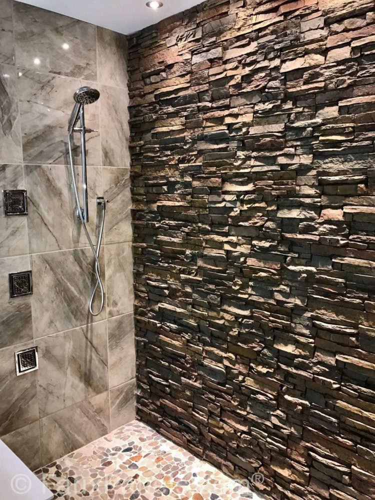 cheap shower wall panel ideas