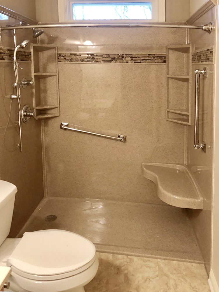 shower wall panels forum