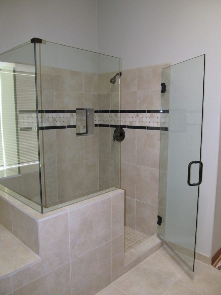 shower wall panel fitting