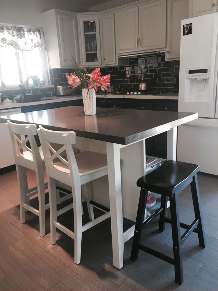 counter height table ikea canada