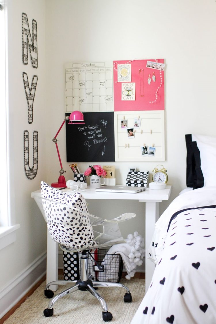 student desk for small spaces