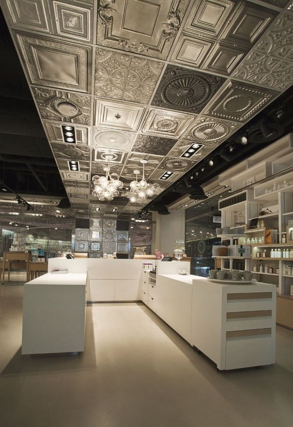 cost of tin ceiling tiles