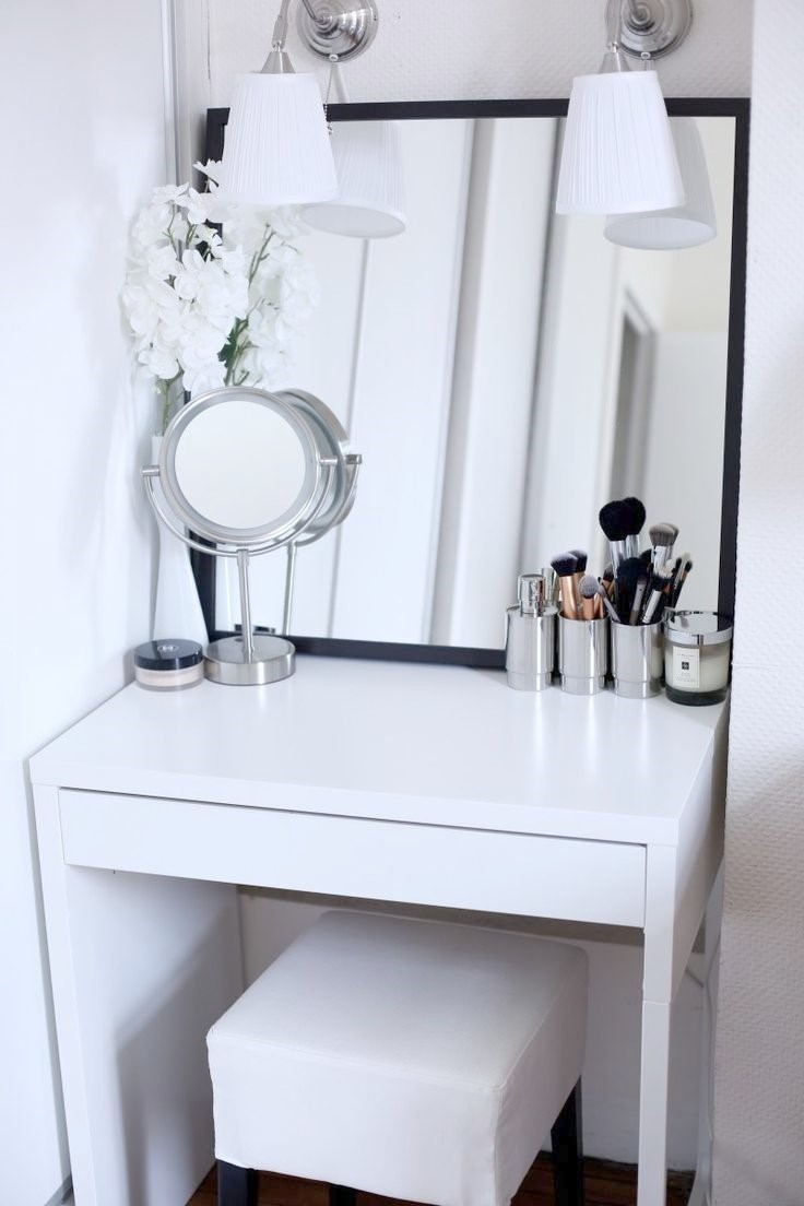 vanity mirror home kit