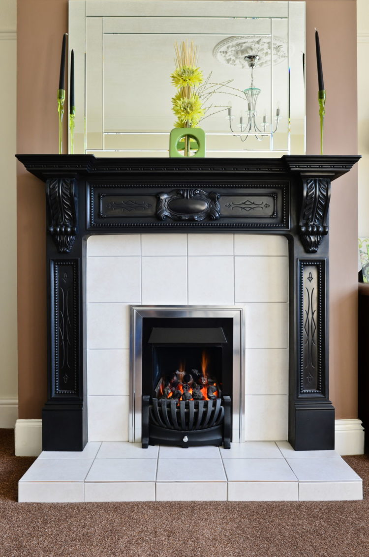 ventless gas fireplace for bedroom