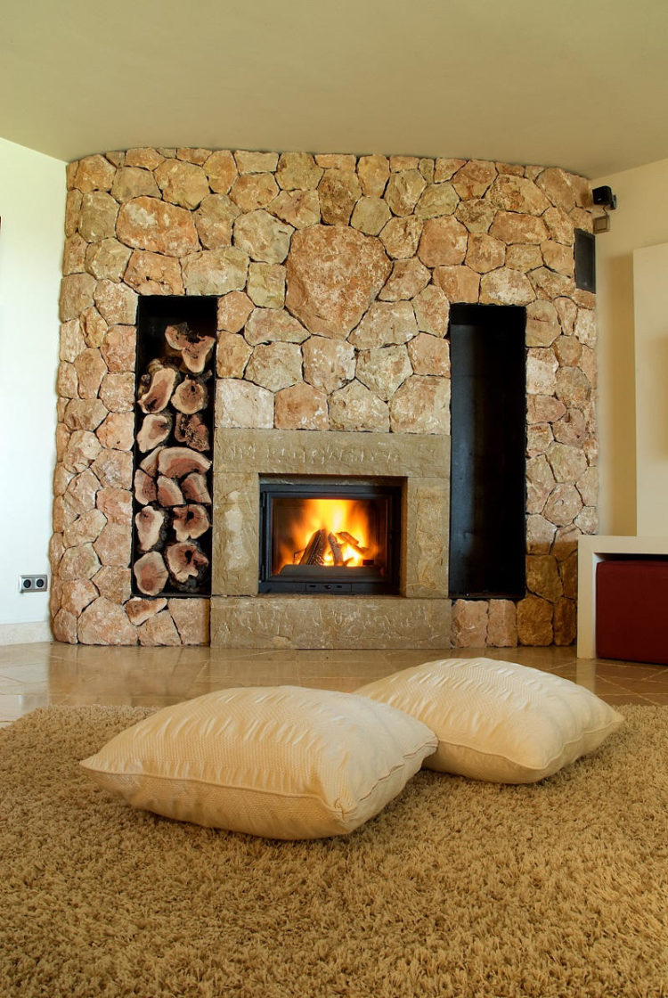 ventless gas fireplace requirements