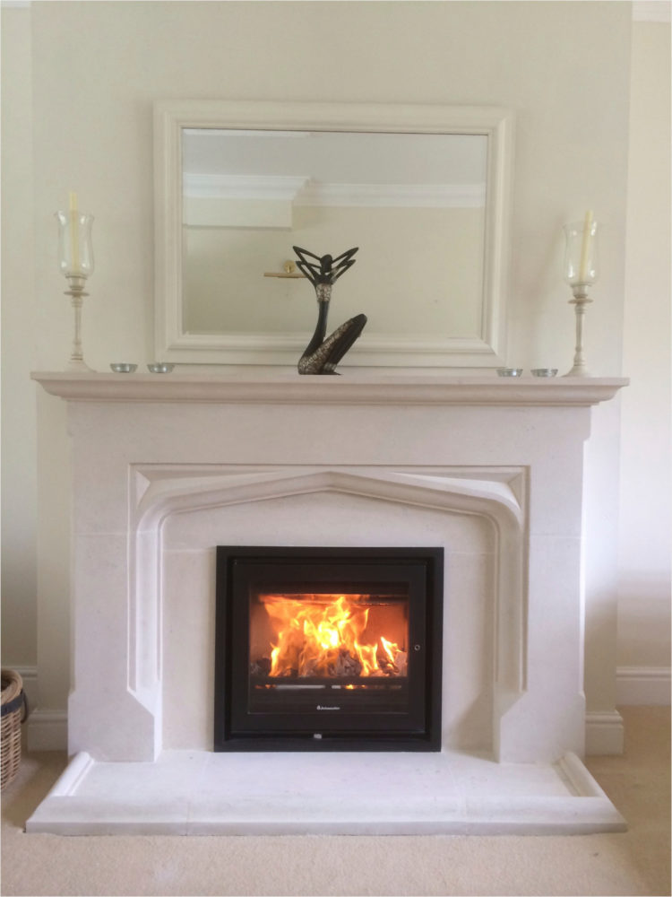 are ventless gas fireplaces safe