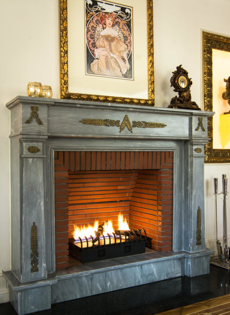 are ventless gas fireplaces legal in california