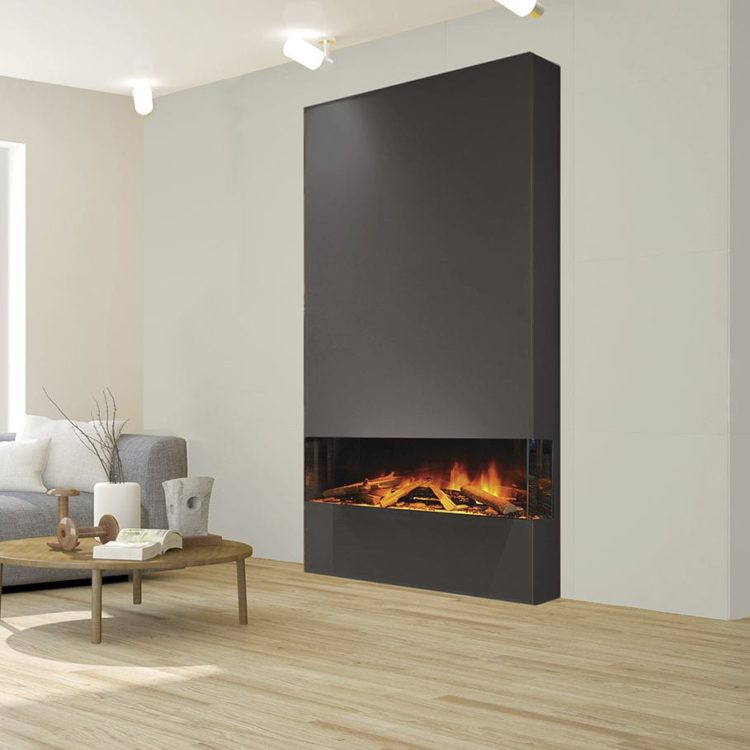 are ventless gas fireplaces efficient