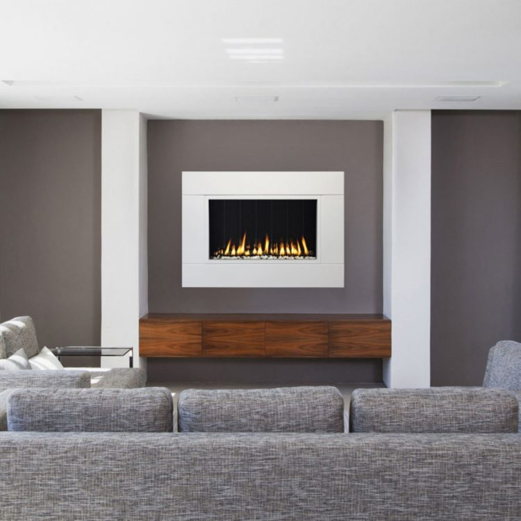 ventless gas fireplace sale