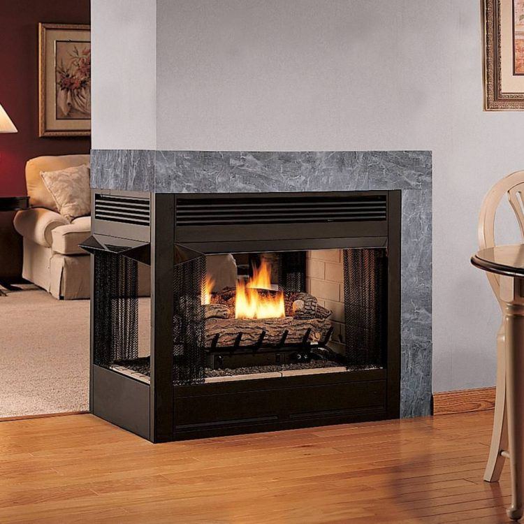 ventless gas fireplace tractor supply