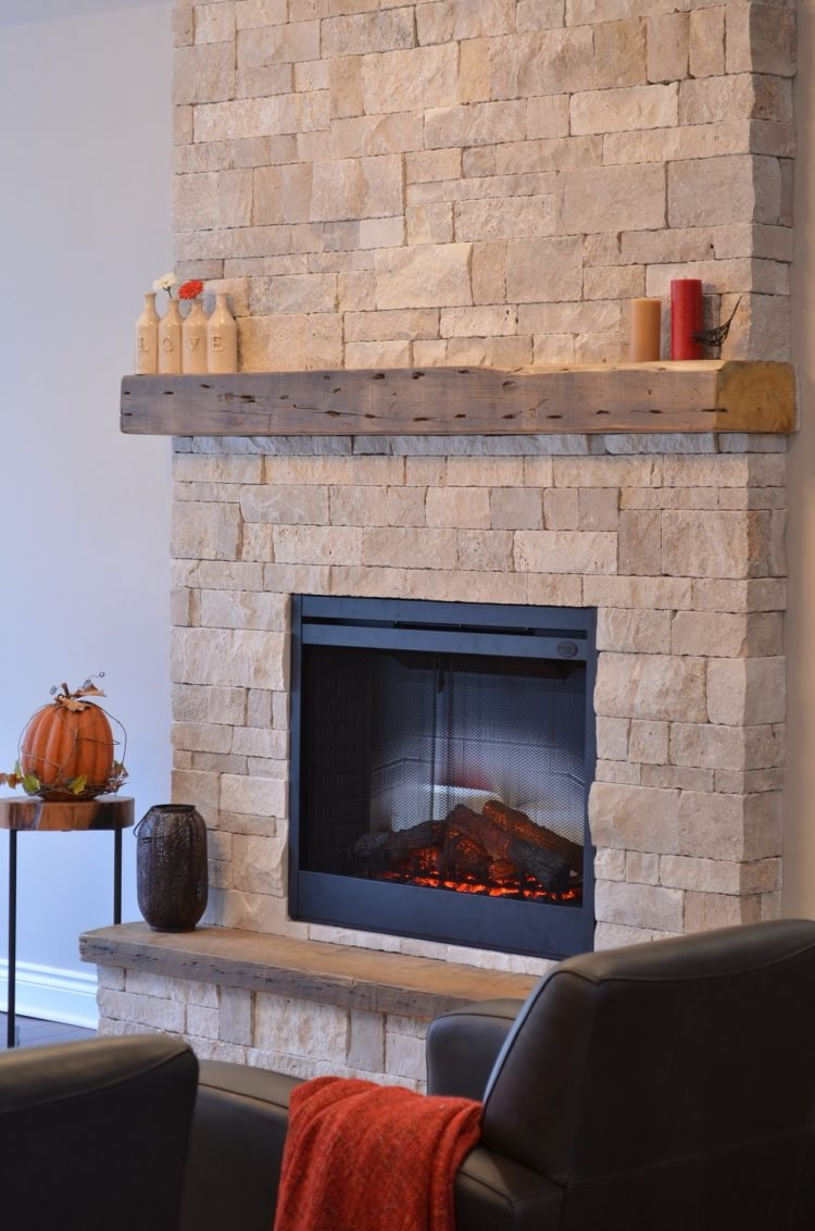 ventless gas fireplace how does it work