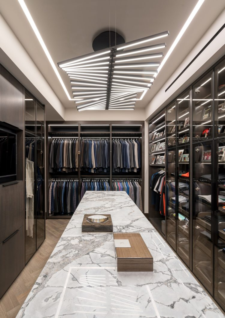 walk in closet meaning