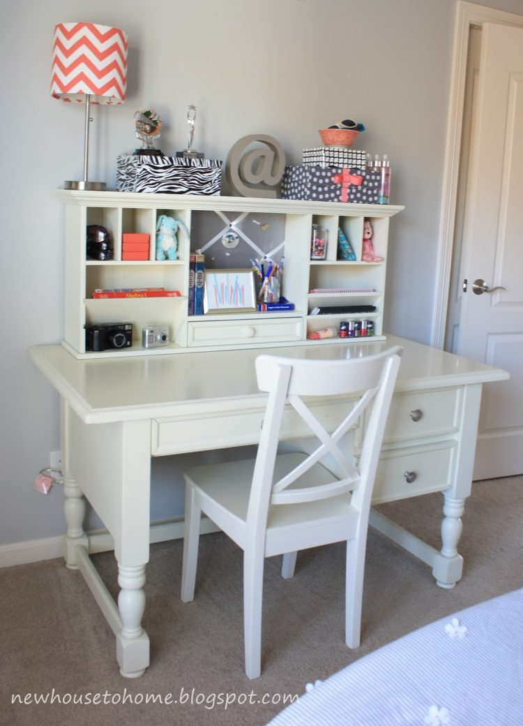 white desk on sale
