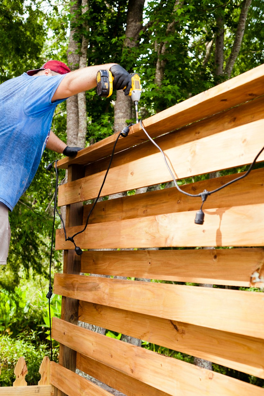 wood fence panels gainesville fl