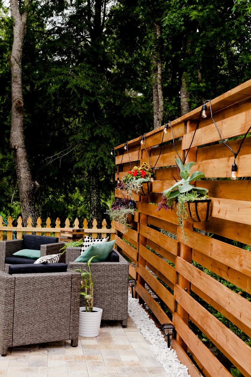 wooden fence panels galway