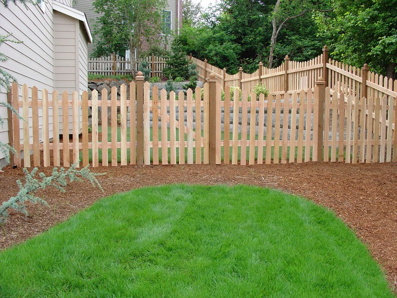 wooden fence panels glasgow
