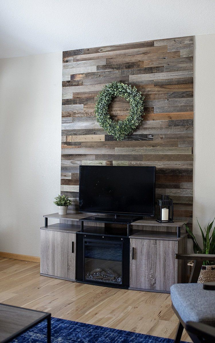 wood plank material