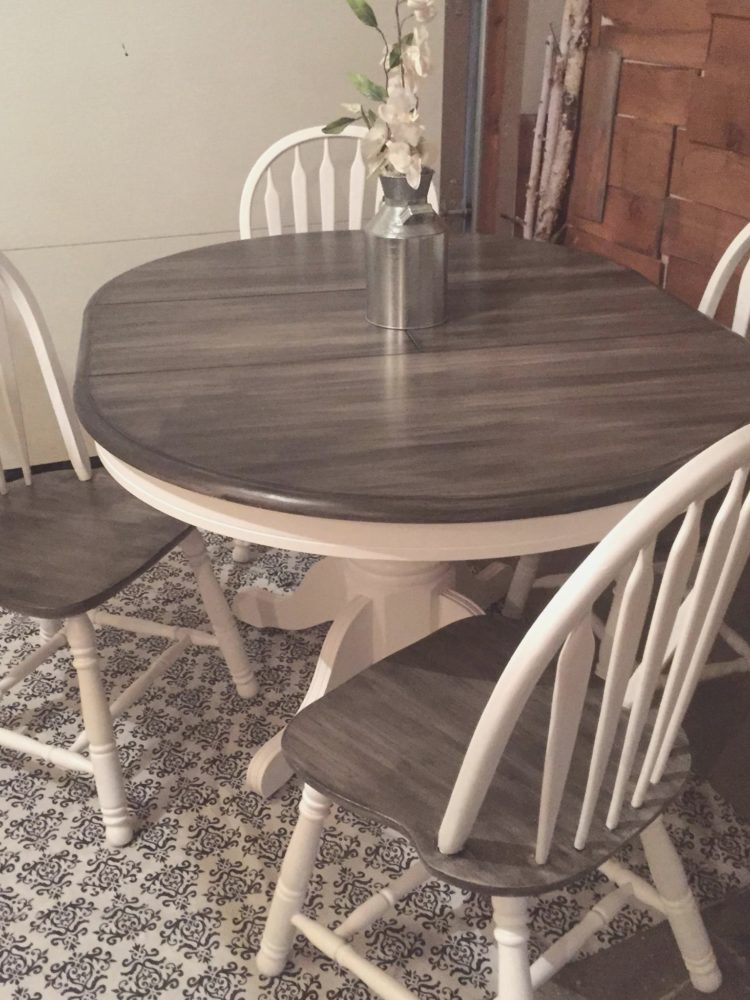 wood table dining set