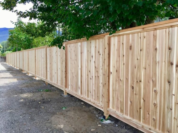 wood fence panels lubbock tx
