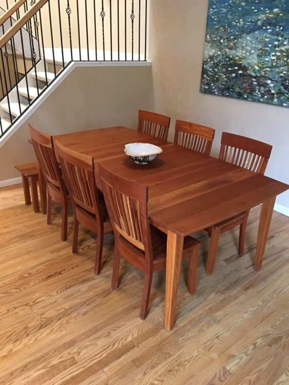 wood table g