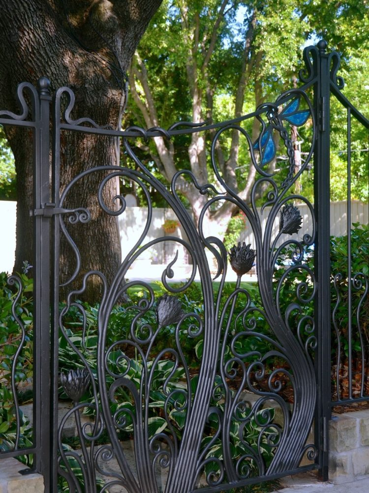 wrought iron fence brooklyn