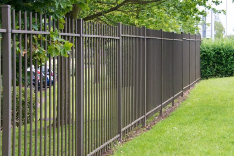 wrought iron fence plans