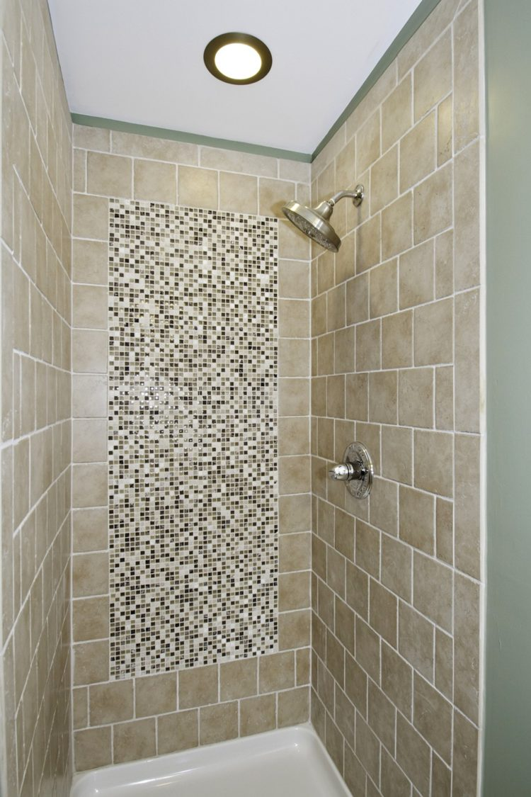 shower tile kit base
