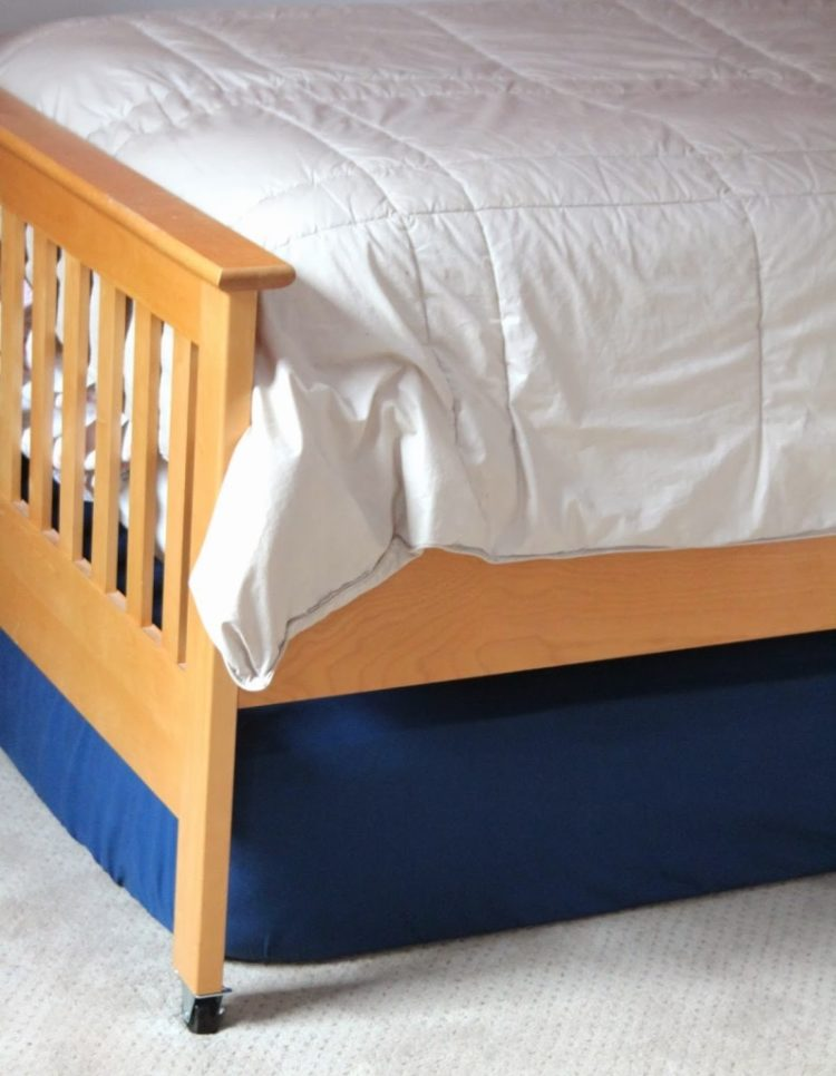 a trundle bed meaning