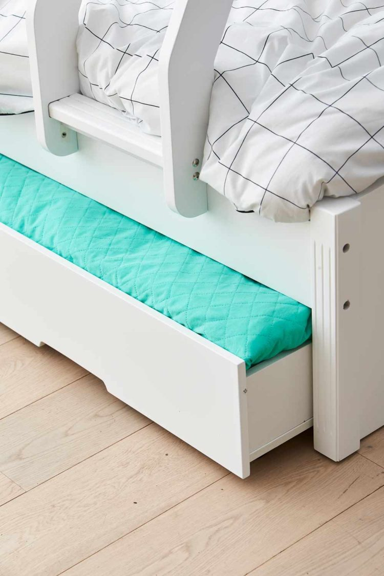 a trundle bed sofa