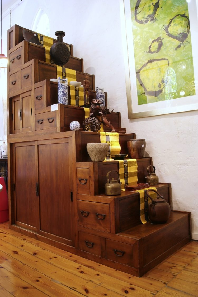 apothecary cabinet wood