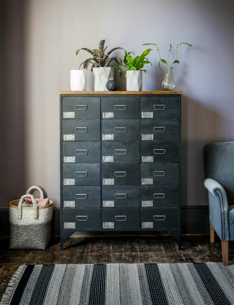 apothecary cabinet oak