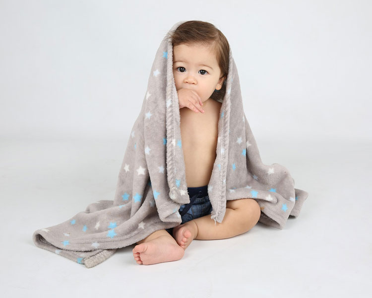 baby blanket in french