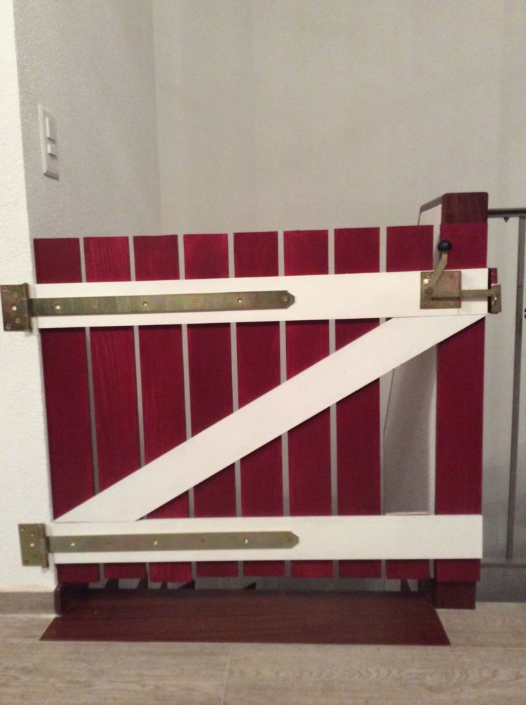 baby gate extra long