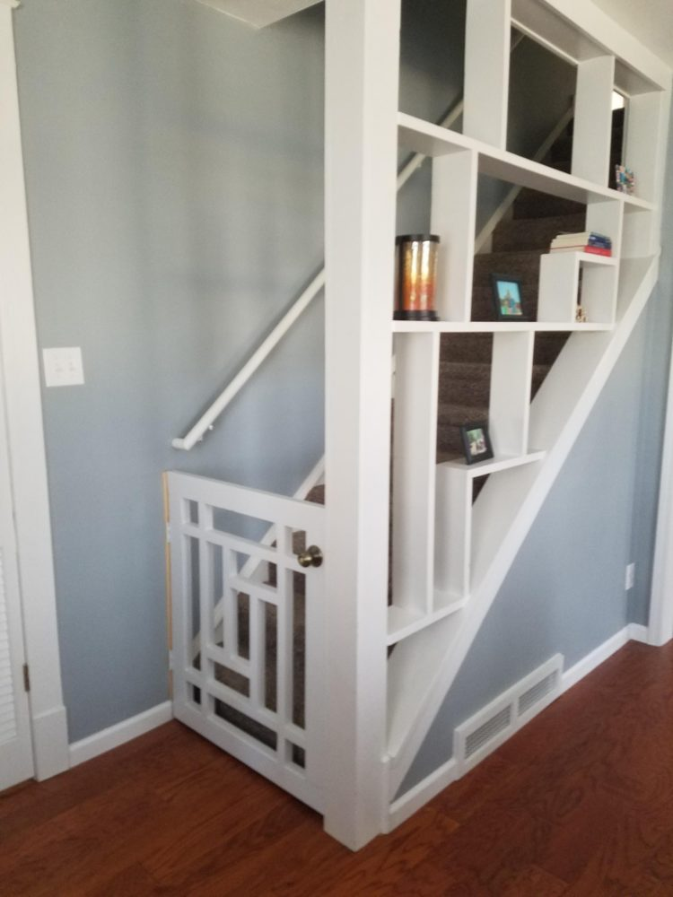 baby gate decorative