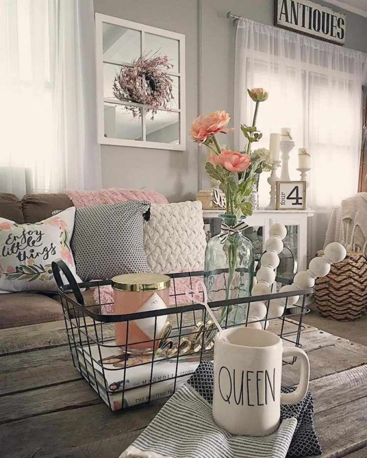 shabby chic c table