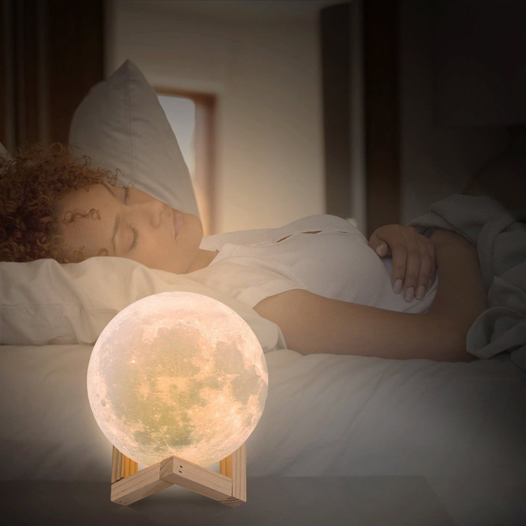 moon lamp love you to the moon and back
