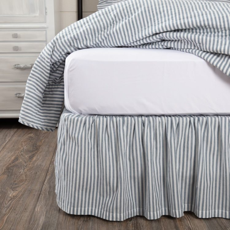 c and f home bed skirt