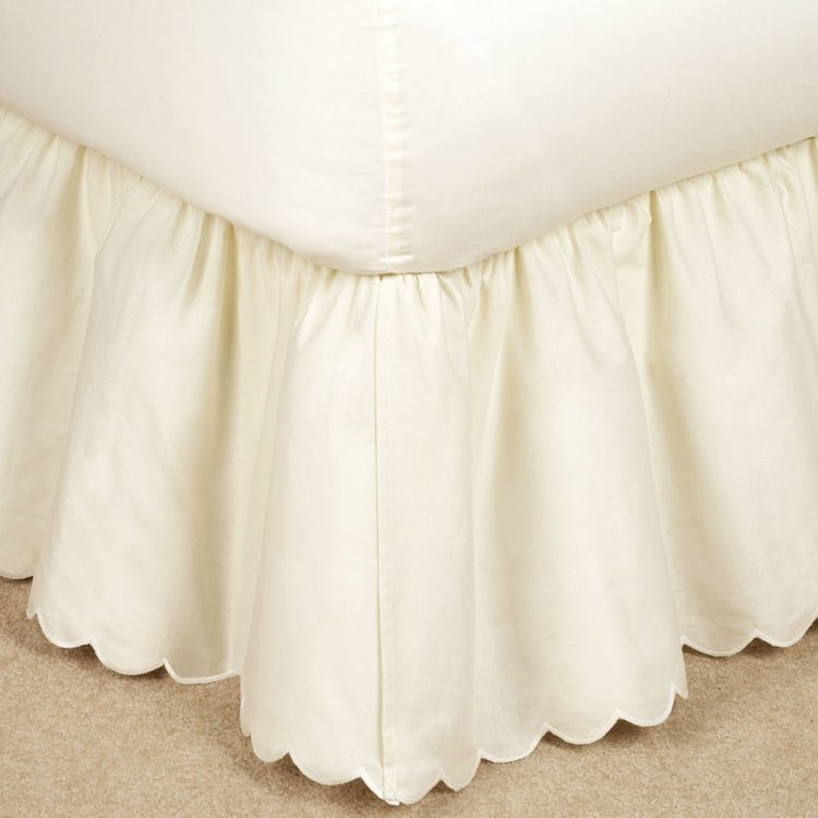 bed skirt elastic wrap