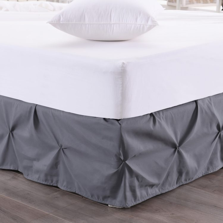 bed skirt for lofted bed