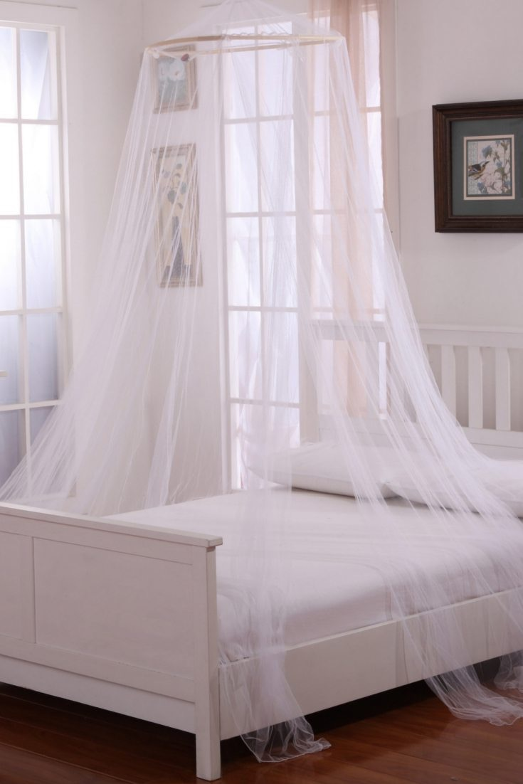 bed tent curtains