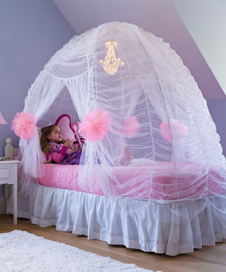 bed tent double
