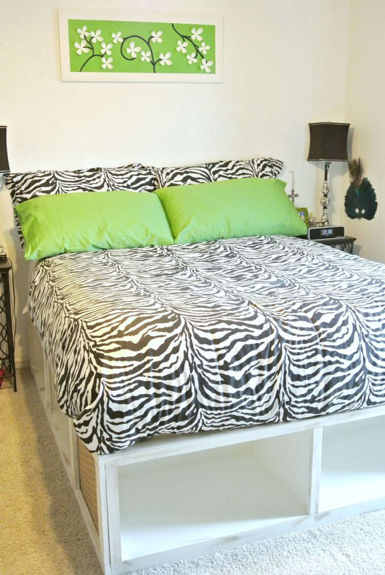 twin bed frame ebay