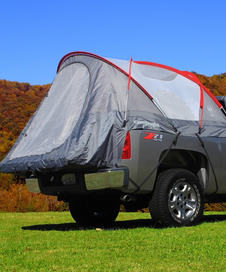 truck bed tent chevy s10