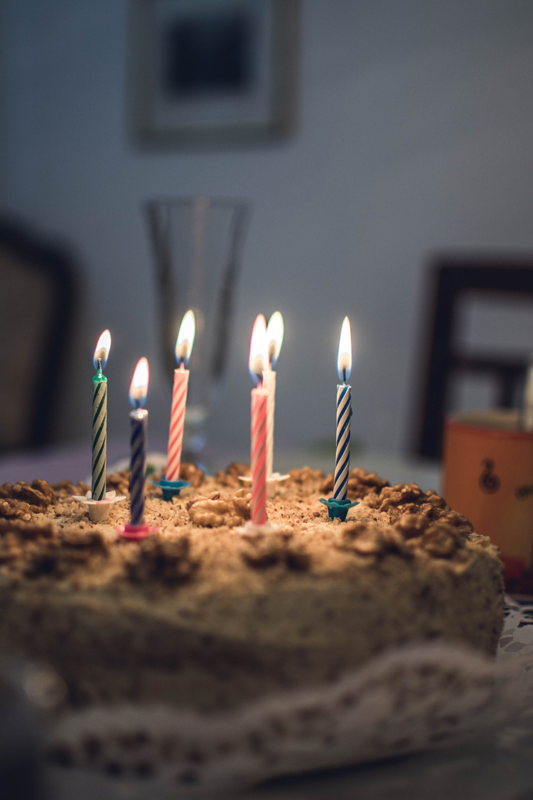 birthday candles in spanish