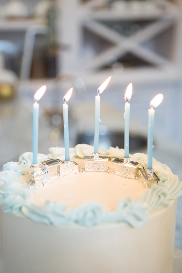 birthday candles history