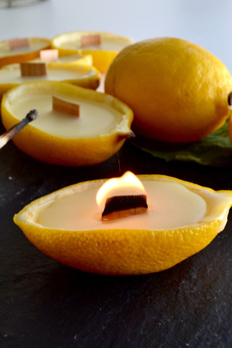 citronella candles pack