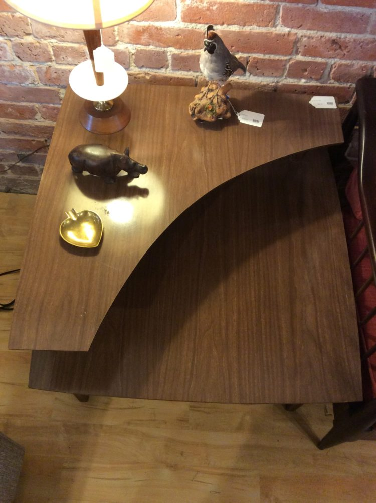 corner table extension