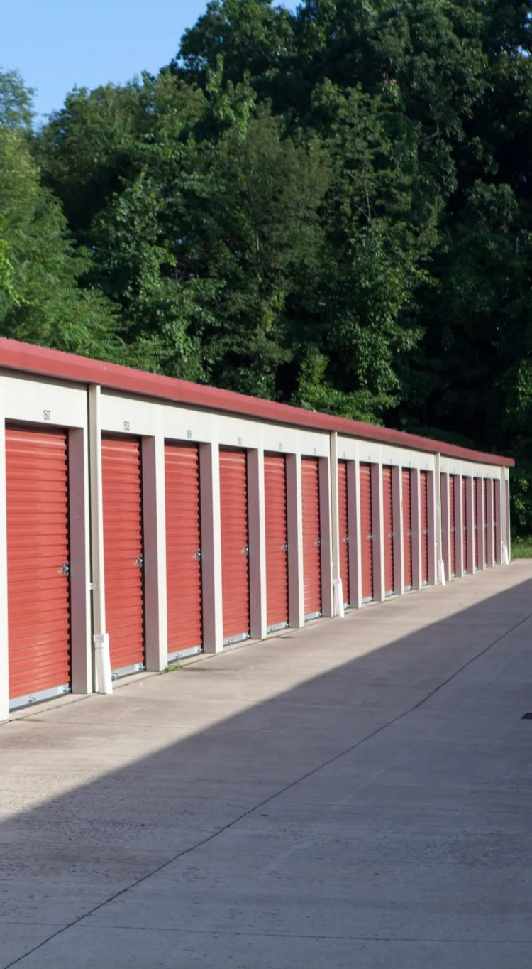 self storage building kits