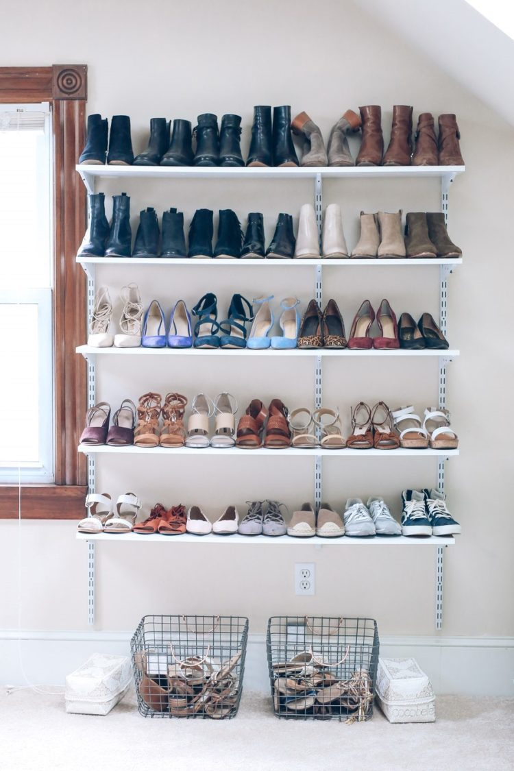 shoe cabinet for entryway