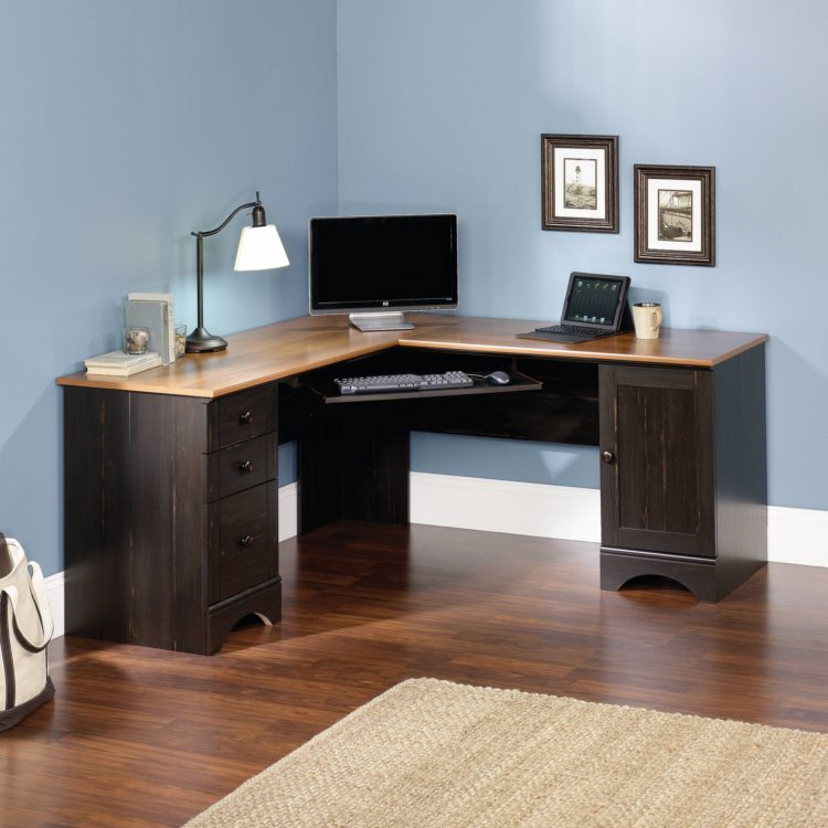 l shaped desk edmonton